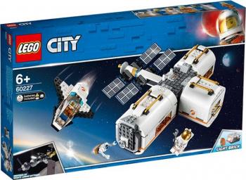 LEGO City Statie spatiala lunara No. 60227 Lego