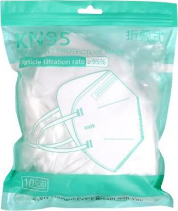 FFP2 Set de 10 buc Masca cu 6 straturi Masti chirurgicale si reutilizabile