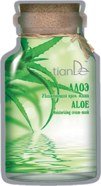 Masca-crema hidratanta cu Aloe TianDe 35g Masti, exfoliant, tonice