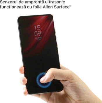 Folie Alien Surface Xiaomi Redmi K20 K20 Pro protectie ecran