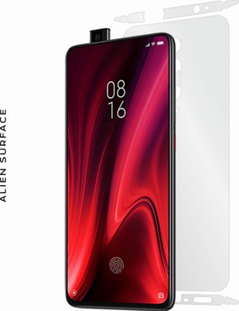 Folie Alien Surface Xiaomi Redmi K20 K20 Pro protectie spate laterale