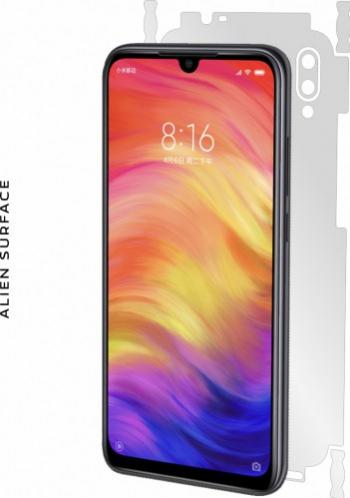 Folie Alien Surface Xiaomi Redmi Note 7 Pro protectie spate laterale