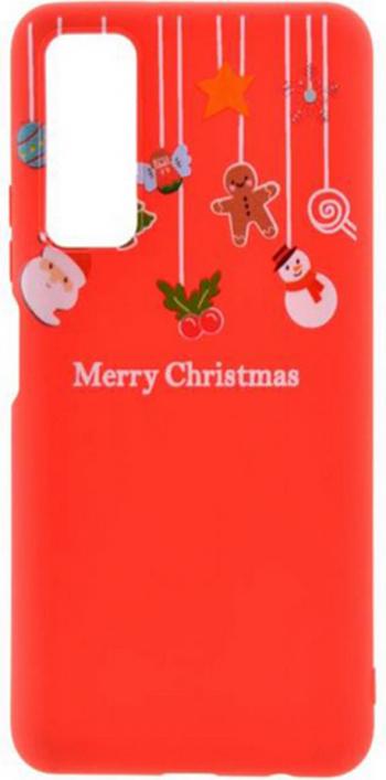 Husa Christmas Trend pentru Apple Iphone 11 Pro Meery Red Huse Telefoane
