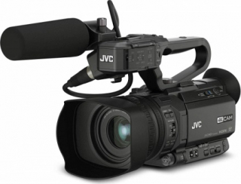 Camera video 4K Live Streaming GY-HM250E dedicata pentru Live pe Facebook sau Youtube JVC Camere video digitale
