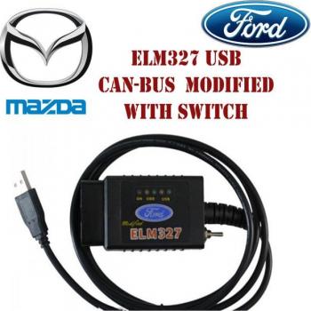 Interfata diagnoza tester Ford Mazda ForScan ELM327 USB Testere si diagnoza auto