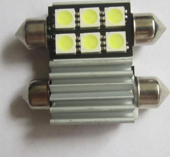 Led C5W CANBUS 6 SMD Proiectoare, Lampi si Leduri