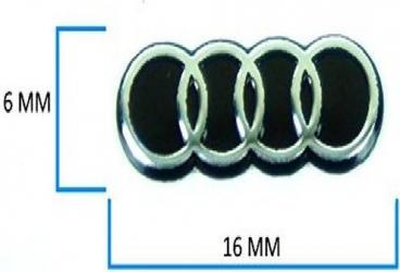 Logo cheie Audi oval Huse si Accesorii