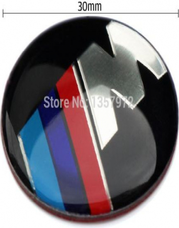 Sticker BMW M Power iDrive Elemente caroserie