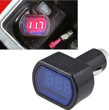 Tester voltaj baterie auto Huse si Accesorii