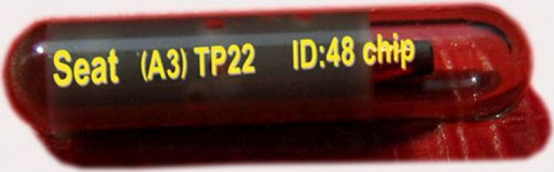 Cip transponder ID 48 Can Scule auto and Accesorii