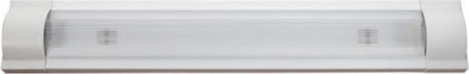 Corp iluminat cu dispersor pentru tub LED 2x9W D 40075 - D3R2-30011