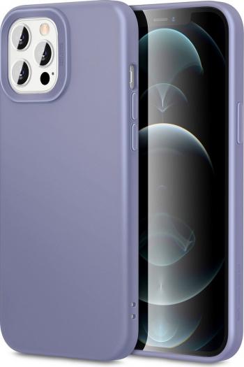 Husa Premium Esr Cloud Antishock iPhone 12 Pro Max Gri