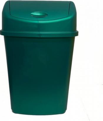 Pubela Birou STERK 35 L Verde Cosuri de Gunoi