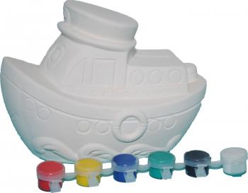 Pusculita vapor din ceramica Cadouri