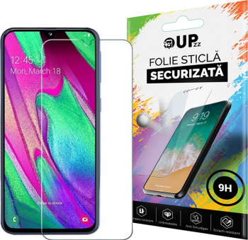 Folie Sticla Securizata 9h Upzz Glass Samsung Galaxy A41 Transparenta Folii Protectie