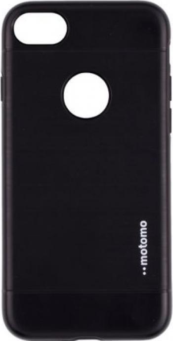 Husa Apple iPhone 6 Plus/6S Plus Motomo V4 Negru Huse Telefoane