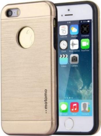 Husa Apple iPhone 7 Plus Motomo V5 Auriu
