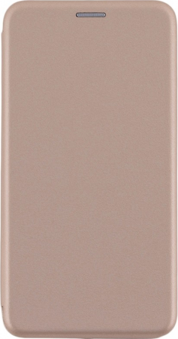 Husa Flip Carte Cu Magnet Lux Upzz Samsung Galaxy A41 gold