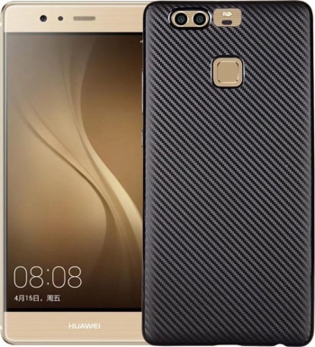 Husa Samsung Galaxy A3 2017 i-Zore Carbon Fiber Negru Huse Telefoane