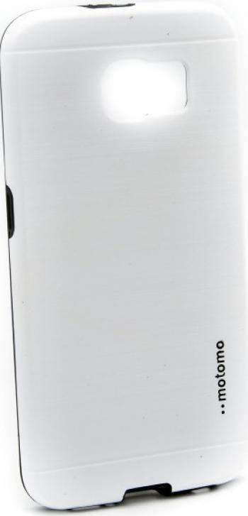 Husa Samsung Galaxy S6 Edge Motomo V5 Alb