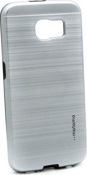 Husa Samsung Galaxy S6 Motomo V5 Argintiu