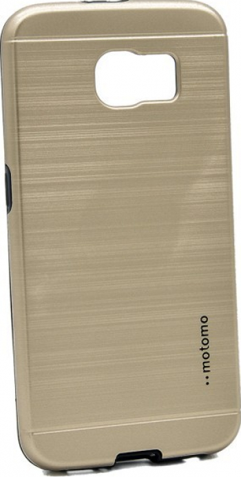 Husa Samsung Galaxy S6 Motomo V5 Auriu Huse Telefoane