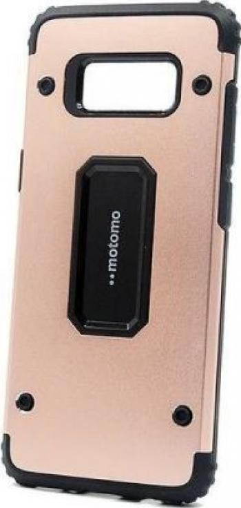 Husa Samsung Galaxy S7 Edge Motomo Armor Roz-Auriu