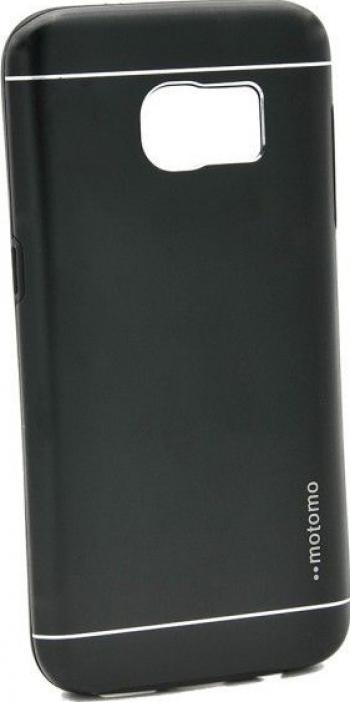 Husa Samsung Galaxy S7 Motomo V2 Negru Huse Telefoane
