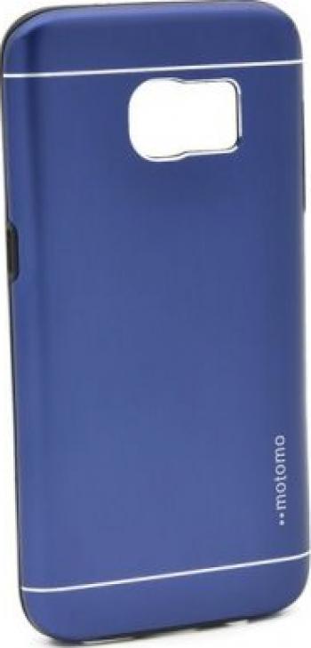 Husa Samsung Galaxy S8 Motomo V2 Albastru Huse Telefoane