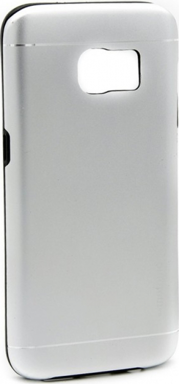 Husa Samsung Galaxy S8 Motomo V2 Argintiu