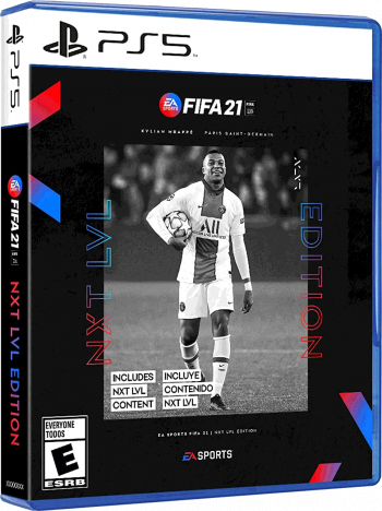 Joc FIFA 21 NXT LVL Edition Pentru PlayStation 5 Jocuri