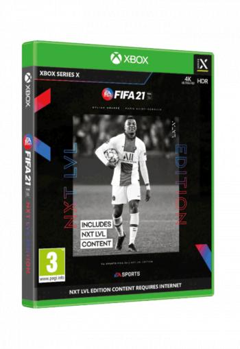 Joc FIFA 21 NXT LVL Edition Pentru Xbox Seria X Jocuri