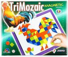 Trimozaic magnetic Jocuri de Societate