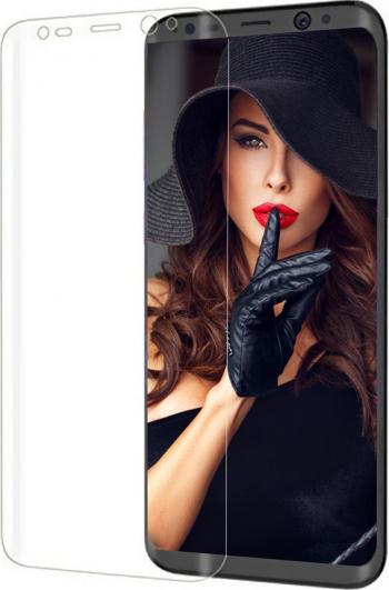 Folie Protectie Ecran 3D Securizata telefon Samsung S8 ofera protectie Ultrasubtire