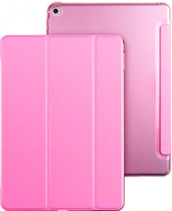 Husa Tableta iPad 9.7 2017 iPad Air 5 ofera protectie Ultrasubtire Lux Pink Huse Tablete