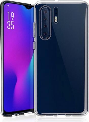 Husa Upzz Spate Ultra Slim Huawei P30 Pro 0 5mm silicon transparenta