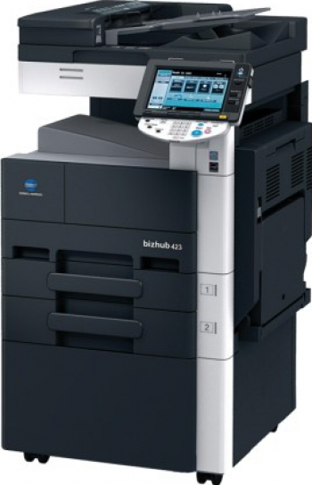 Konica Minolta Bizhub 423 Imprimante, Multifunctionale Refurbished