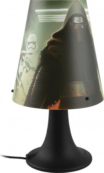 Lampa cu LED Star Wars Philips personajul Kylo Ren 24.4 cm 2.3 W flux luminos 220 lumeni Multicolor Corpuri de iluminat