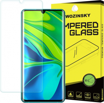 Folie Pet Wozinsky Xiaomi Mi Note 10 / Mi Note 10 Pro / Xiaomi Mi Note 10 Lite Transparenta Folii Protectie