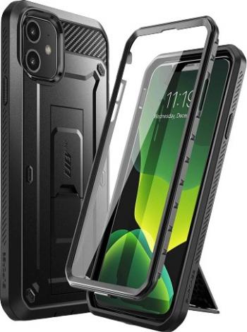 Husa Premium 360 Grade iPhone 11 Unicorn Beetle Pro Negru Huse Telefoane