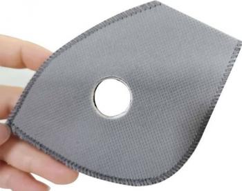 Pachet 5 Filtre KN95 de rezerva pentru masca protectie copii Masti chirurgicale si reutilizabile