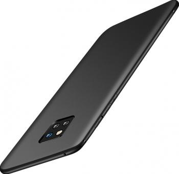 Husa Spate Upzz Ultra Slim Pro Huawei Mate 20 Pro Negru Super Slim Huse Telefoane