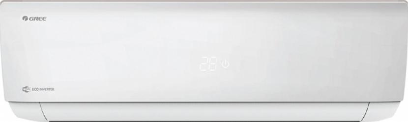 Aparat de aer conditionat Gree Bora A4 Silver 12000 BTU/h R32 GWH12AAB-K6DNA4A Inverter Clasa A++ Buton Turbo Auto-diagnoza Wi-FI Display Aparate de Aer Conditionat