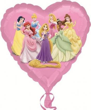 Balon folie 45 cm Printess Decoratiuni petreceri