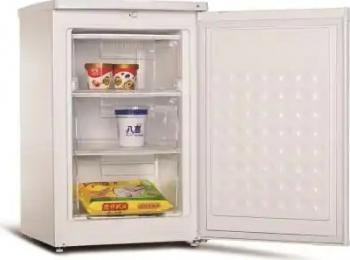 Congelator NEO FD-89 WA + M 80 l 3 sertare Clasa A+ H 84 cm Alb Lazi si congelatoare