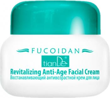 Crema revitalizanta anti aging pentru fata Fuicodan TianDe 55g
