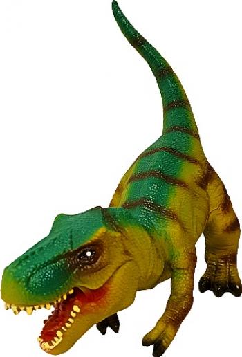 Dinozaur Tyrannosaurus Rex Jucarie din material moale cu sunete naturale Papusi figurine si accesorii papusi