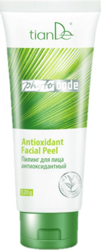 Exfoliant antioxidant pentru fata Phyto Code TianDe 120g Masti, exfoliant, tonice