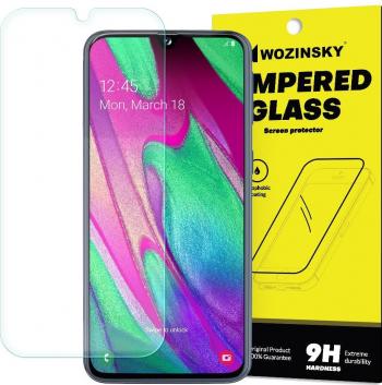Folie Sticla Securizata Wozinsky 9h Glass Samsung Galaxy A40 Transparenta