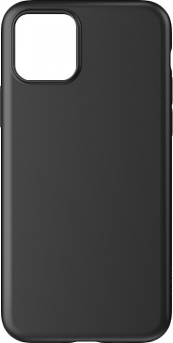 Husa Ultra Slim Upzz Slim Soft Pentru iPhone 12  iPhone 12 Pro 1mm Grosime Negru Huse Telefoane